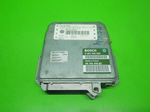 Steuergerät Motor - CITROEN XANTIA (X1) 1.8 i 0261200664
