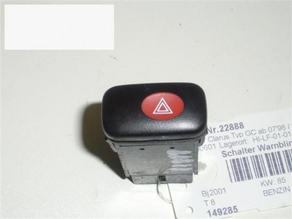 Schalter Warnblinkanlage - KIA CLARUS Kombi (GC) 1.8 i 16V
