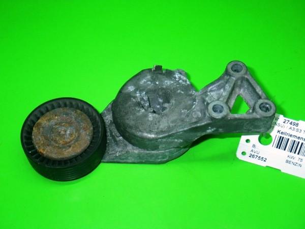 Keilriemenspanner - AUDI (NSU) A3 (8L1) 1.6 06A903315E