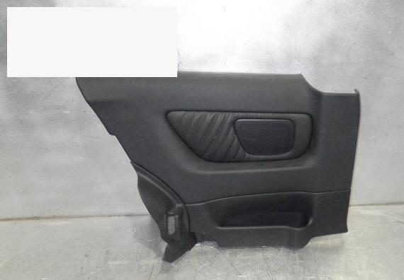 Seitenwandverkleidung hinten links - OPEL ASTRA G CC (T98) 1.6 16V (F08, F48)