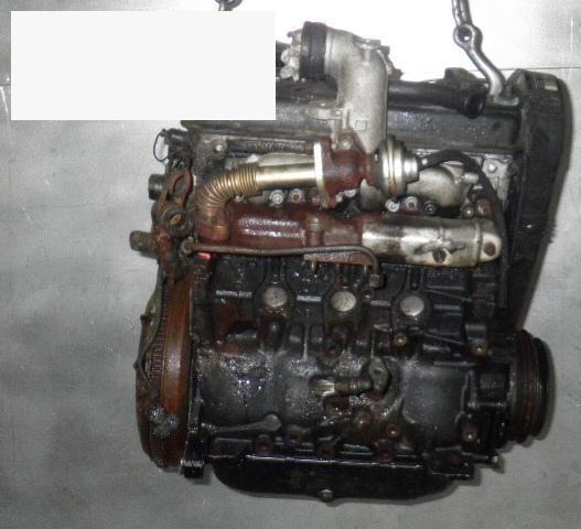 Motor ohne Anbauteile - VW GOLF III Variant (1H5) 1.9 TDI