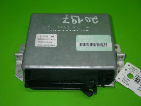 Steuergerät Motor - BMW 5 (E34) 520 i 0261200172