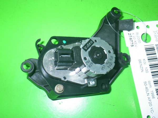 Stellmotor Heizungsregulierung - OPEL VECTRA B Caravan (31_) 2.0 i 16V 657102J