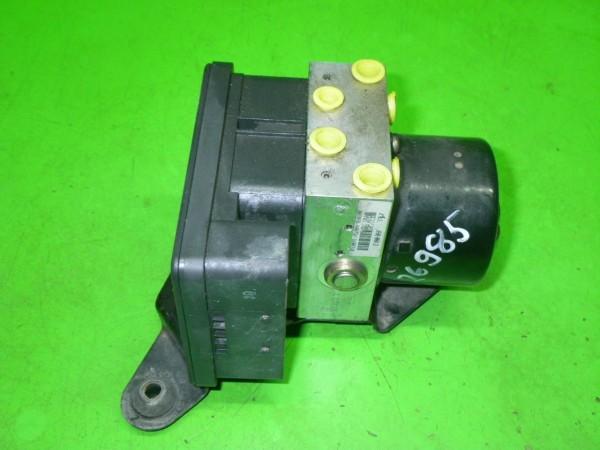 ABS Hydroaggregat komplett - PEUGEOT 206 Schrägheck (2A/C) 1.6 16V 10.0206-0118.4