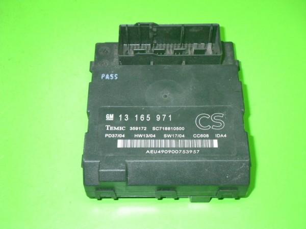 Steuergerät - OPEL VECTRA C GTS 2.0 16V Turbo 359172
