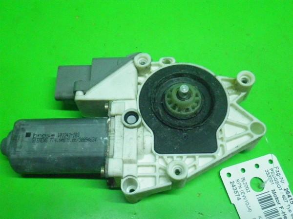 Motor Fensterheber Tür vorne links - PEUGEOT 607 (9D, 9U) 2.0