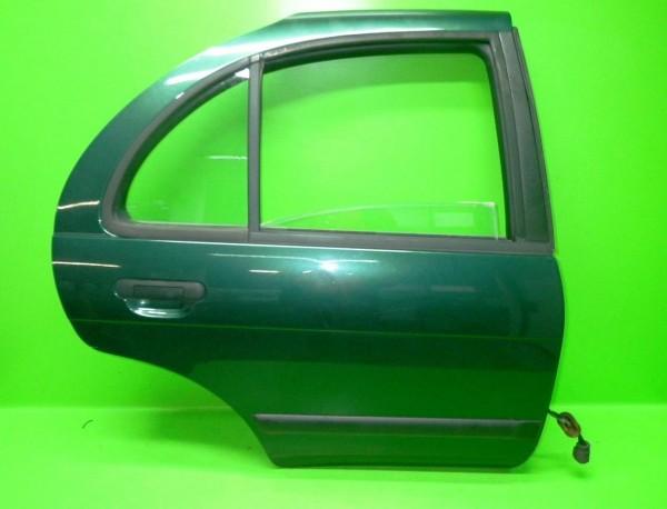 Tür hinten rechts - NISSAN (DATSUN) ALMERA I Hatchback (N15) 1.4 S,GX,LX H21002N3CE