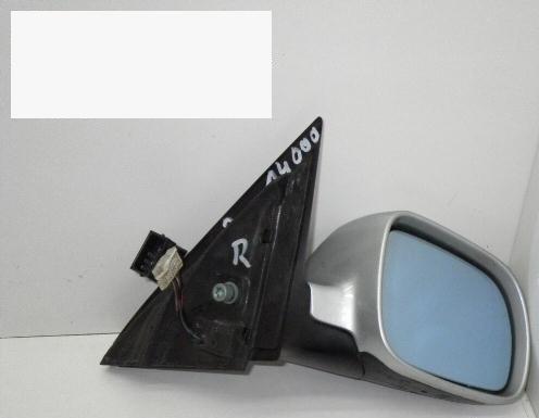 Außenspiegel rechts komplett - AUDI (NSU) A6 Avant (4B5, C5) 2.8 quattro