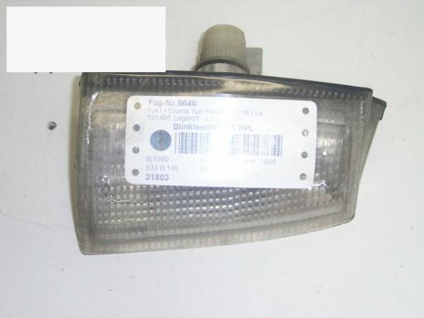 Blinkleuchte vorne rechts komplett - FIAT CROMA (154) 2000 i.e. (154.AM, 154.LM)