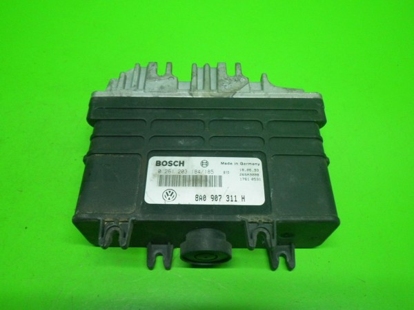 Steuergerät Motor - SEAT IBIZA II (6K1) 1.8 i 0261203184