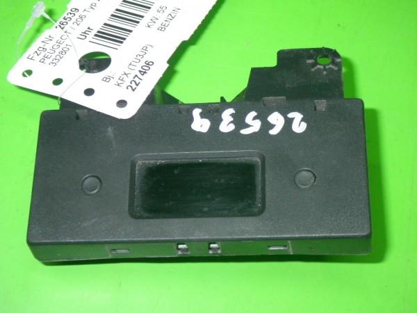 Uhr - PEUGEOT 206 Schrägheck (2A/C) 1.4 i 96250976ZR