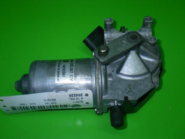 Wischermotor vorne - OPEL CORSA D 1.4 13182340