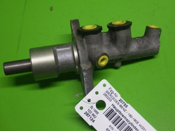 Hauptbremszylinder - MERCEDES-BENZ 190 (W201) E 2.0