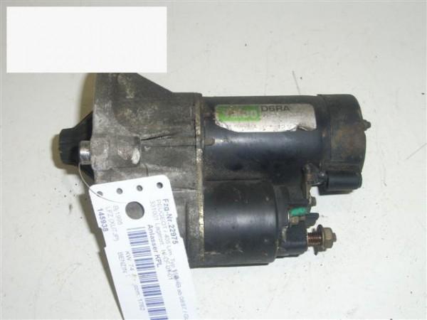 Anlasser komplett - PEUGEOT 405 II (4B) 1.8 D6RA