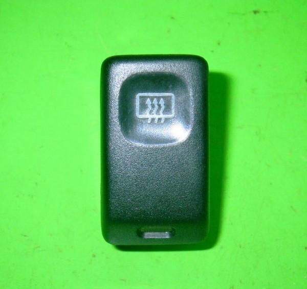 Schalter Heckscheibenheizung - VW GOLF II (19E, 1G1) 1.6 191959621B