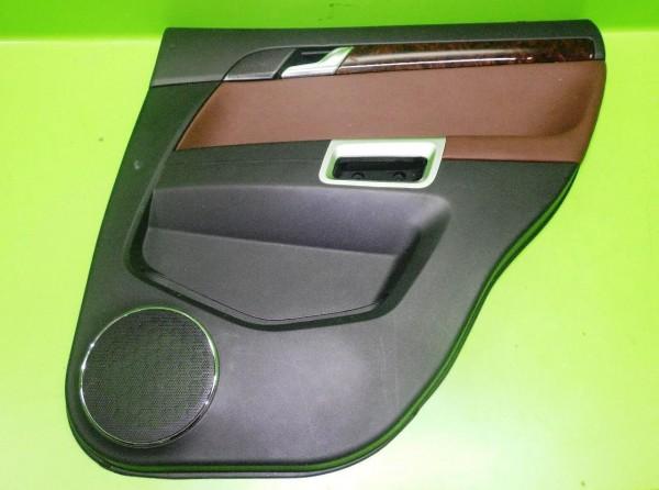 Türverkleidung hinten rechts - OPEL ANTARA 2.2 CDTi 4x4 95390987