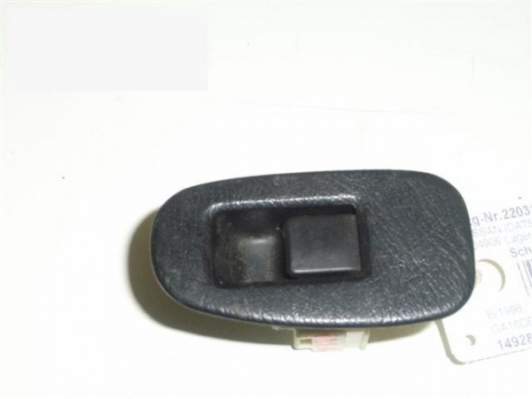 Schalter Fensterheber Tür hinten rechts - NISSAN (DATSUN) ALMERA I Hatchback (N15) 1.6