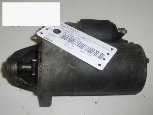 Anlasser komplett - FORD FIESTA III (GFJ) 1.3 Cat 0001113005