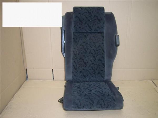 Sitz hinten links - OPEL ZAFIRA A Großraumlimousine (T98) 1.8 16V (F75)