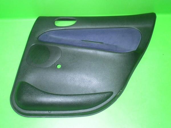 Türverkleidung hinten rechts - PEUGEOT 206 Schrägheck (2A/C) 1.6 16V 96500456NP