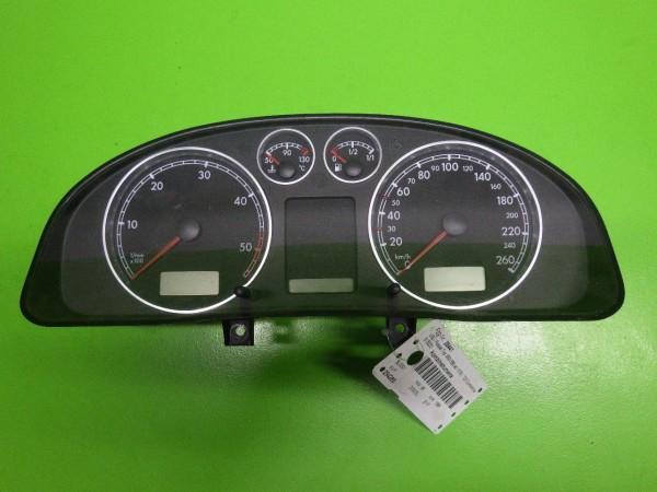 Kombiinstrumente - VW PASSAT (3B3) 1.9 TDI 110.080.051/006