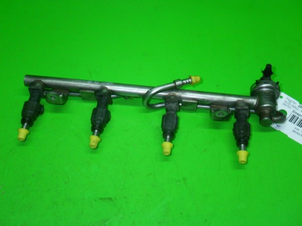 Einspritzanlage komplett - AUDI (NSU) A4 (8D2, B5) 1.8 T 06B133681