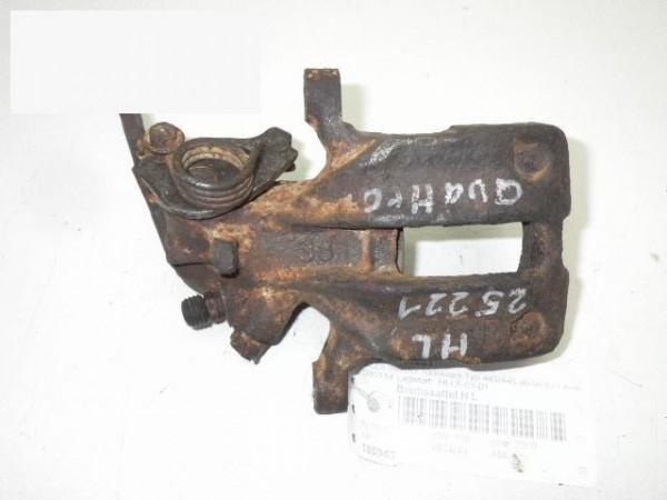 Bremssattel hinten links - AUDI (NSU) 100 Avant (44, 44Q, C3) 2.3 E quattro