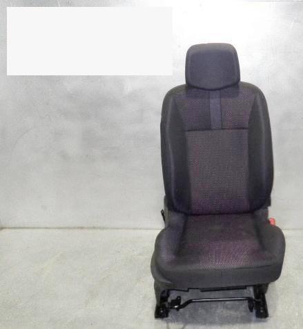 Sitz vorne rechts komplett - RENAULT CLIO III (BR0/1, CR0/1) 1.2 16V (BR0P, CR0P)