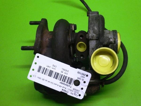 Turbolader - AUDI (NSU) A6 (4A, C4) 2.5 TDI 046145703G
