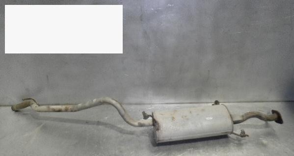 Auspufftopf hinten - DAIHATSU FEROZA Hard Top (F300) 1.6 i 16V 4x4