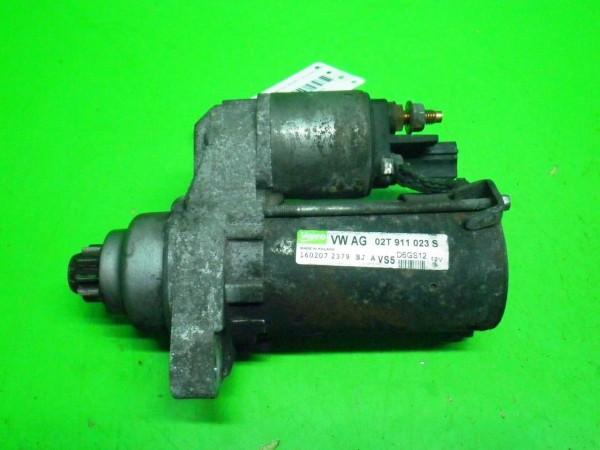 Anlasser komplett - SKODA ROOMSTER (5J) 1.4 D6GS12