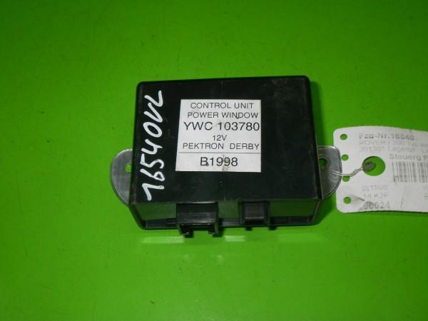 Steuergerät Fensterheber - ROVER 200 Hatchback (RF) 214 i YWC103780