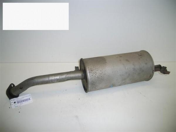 Auspufftopf hinten - MAZDA 323 C IV (BG) 1.6 16V