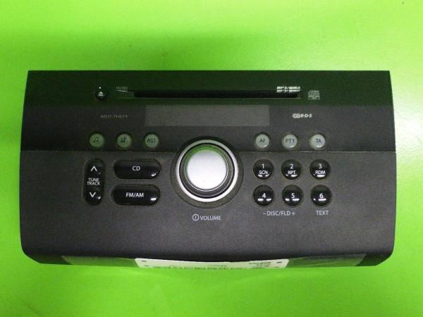 Radio Bedienschalter - SUZUKI SWIFT III (MZ, EZ) 1.5 (RS 415) 37460-63J10