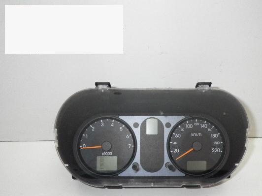 Kombiinstrumente - FORD FIESTA V (JH_, JD_) 1.4 16V 2S6F-10849-NF