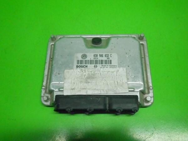 Steuergerät Motor - SEAT AROSA (6H) 1.0 0261204909