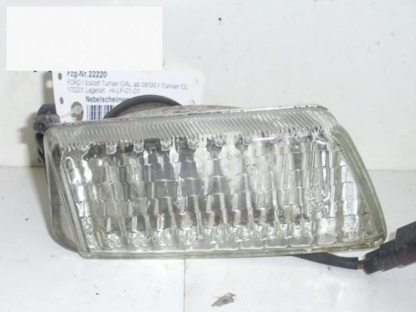 Nebelscheinwerfer rechts komplett - FORD ESCORT VI Kombi (GAL) 1.6 i 16V