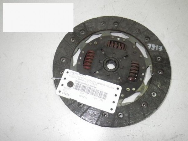 Kupplungsscheibe - FORD ESCORT VI (GAL) 1.8 i 16V