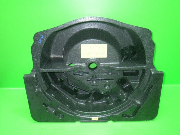 Reserveradmulde - VW PHAETON (3D_) 3.0 V6 TDI 4motion 3D0863470F