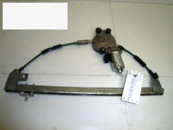 Fensterheber Tür vorne rechts - FIAT MULTIPLA (186_) 1.9 JTD 105 (186AXB1A) 0046510629