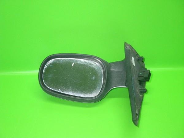 Außenspiegel rechts komplett - RENAULT CLIO II (BB0/1/2_, CB0/1/2_) 1.2 16V (BB05, BB0