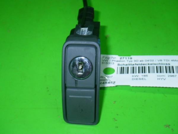 Handschuhfachdeckelschloss - VW PHAETON (3D_) 3.0 V6 TDI 4motion 3D1857148