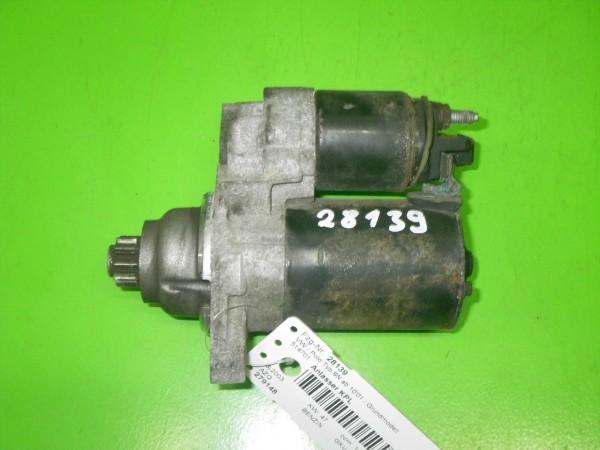 Anlasser komplett - VW POLO (9N_) 1.2 12V 02T911023GV