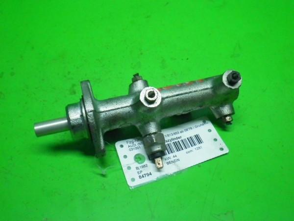 Hauptbremszylinder - AUDI (NSU) 80 (81, 85, B2) 1.3 Ate 20
