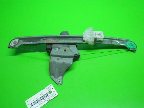 Fensterheber Tür hinten rechts - JAGUAR X-TYPE (CF1_) 2.2 D 0130821948