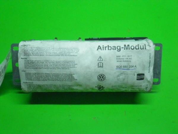 Airbageinheit vorne rechts - SKODA FABIA (6Y2) 1.4 16V 6Q0880204A