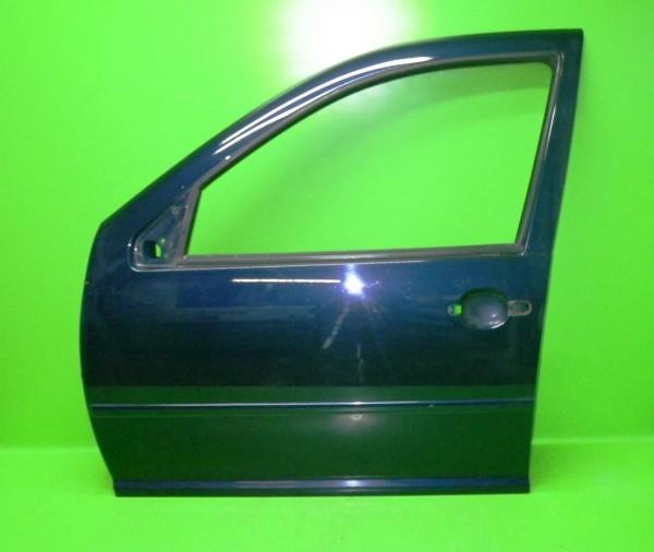 Tür vorne links - VW BORA (1J2) 1.6 1J4831055H