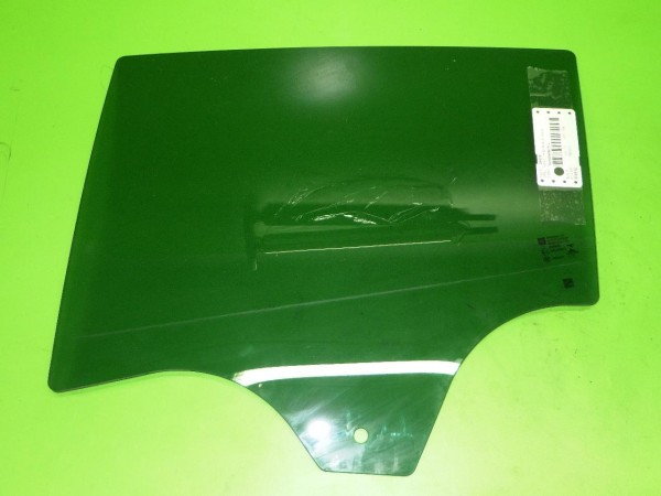 Türscheibe hinten links - OPEL ASTRA K (B16) 1.4 Turbo (68) 13412499