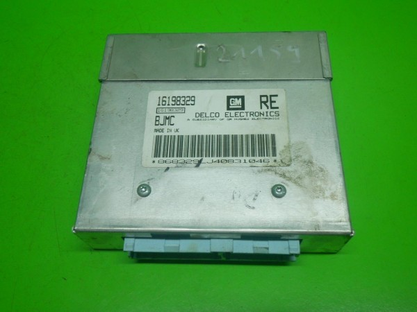 Steuergerät Motor - OPEL CORSA B (73_, 78_, 79_) 1.0 i 12V 16198329 RE