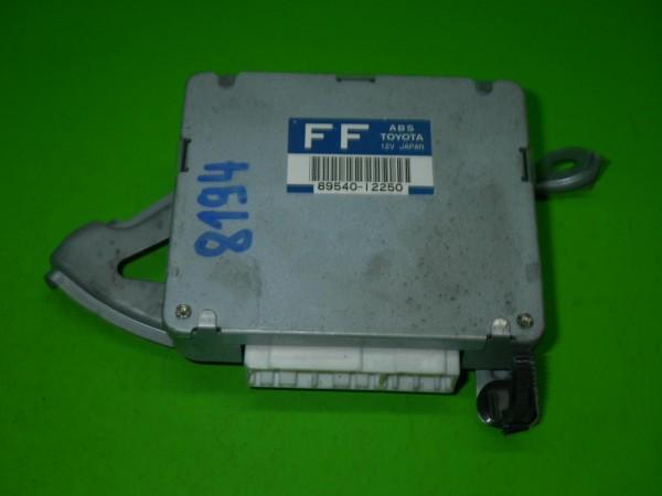Steuergerät ABS - TOYOTA COROLLA Compact (_E10_) 1.3 XLI (EE101_) 89540 - 12250
